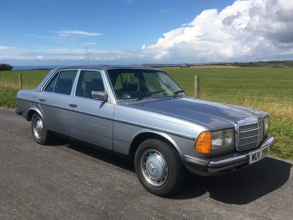 Mercedes 230e classic saloon petrol automatic px available