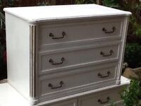 Heavy chest of drawers