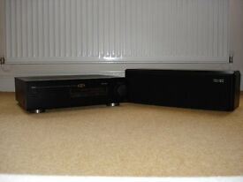 SPEAKER AND AMPLIFIER FOR HIFI / HOME CINEMA USE