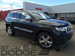 2012 Jeep Grand Cherokee OVERLAND | 4X4 | CARAMEL LEATHER | NAV