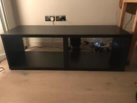Ikea Besta - TV Stand, bench - Dark Brown