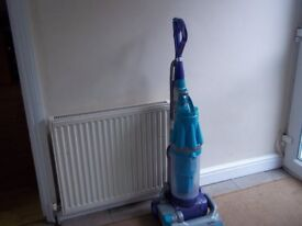 DYSON DC07 ALL FLOORS UPRIGHT BAGLESS VACUUM WITH NEW FILTERS