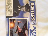 Busters book of flying aces complete rare book .
