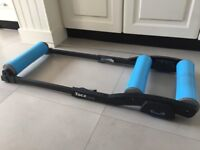 Cycle rollers , Tacx cycle rollers for sale nearly new