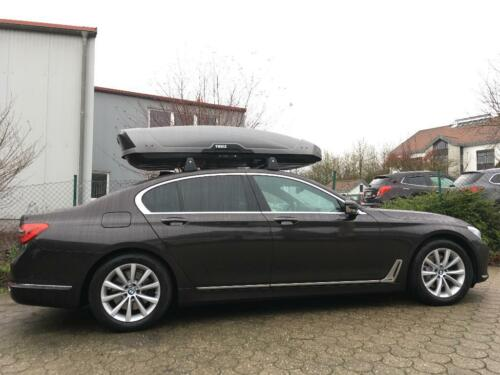 thule dachbox jetbag motion xt bmw 7er g11 g12 mieten oder. Black Bedroom Furniture Sets. Home Design Ideas