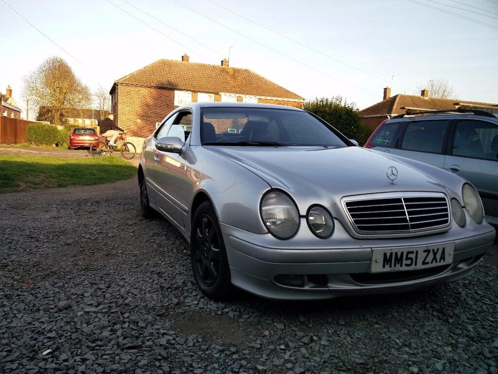 @@LOOK@@ MERCEDES CLK200 KOMPRESSOR MODIFIED SUPERCHARGED MANUAL DRIFT NOT  MX5 MR2 TT