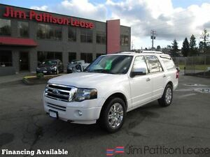 2013 Ford Expedition Limited, local/no accidents