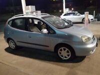 2006 chevrolet tacuma 1.6 petrol NEW MOT