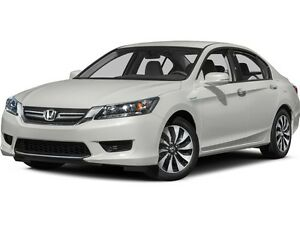 2015 Honda Accord Hybrid Base Demonstrator Clearance!