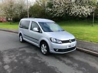 Vw caddy maxi life 1.6 Tdi 7 Seater