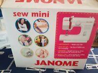 Janone sew mini