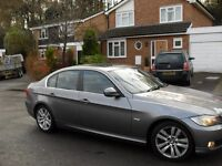 REDUCED TO CLEAR 1 DRIVER FROM NEW BMW 325 SE NOT 330 3 LITRE DIESEL 6 SPEED MANUAL 2009