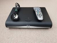Sky+ HD Box 500GB with WiFI connectivity, Remote & Power Cable