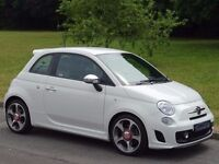 2013 (63) Abarth 500 1.4 T-Jet 3dr - 1 OWNER - ONLY 10,00 MILES
