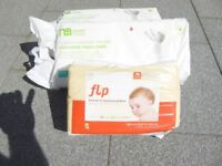 Reusable nappies eco nappies