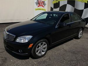 2010 Mercedes-Benz C-Class 250, Automatic, Bluetooth,  Only 45,0
