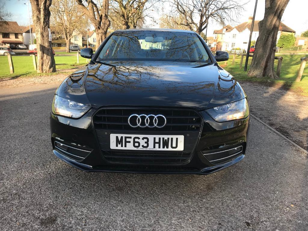 Audi A4 Diesel Automatic, SAT NAV, LEATHER
