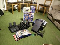 PlayStation 2 and accessories bundle - £80 ONO is a