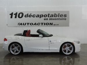 2013 BMW Z4 sDrive35is DÉCAPOTABLE M-PACKAGE NAVIGATION