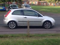 Ford fiesta 1.2 low mileage good little runner