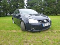Sadly selling my Golf GT TDI a reliable friend for past 9 years.