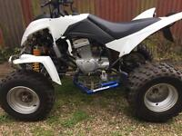 300cc road legal quadbike, immaculate!!