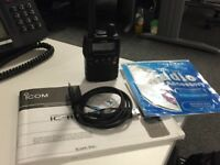 Icom IC-R5 handheld receiver