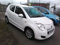 2013 Suzuki Alto 1.0 5 door ZERO roadtax mot to March 2019 46,000mls full Suzuki history