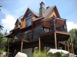 477 000$ - Maison 3 étages à vendre à Val-David