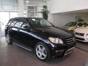 2013 Mercedes-Benz M-Class ML 350 BlueTEC 4MATIC SPORT AMG