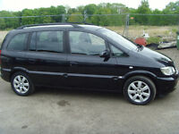 Vauxhall Zafira 2.0 Dti 7 Seater 12mths Mot! Very clean