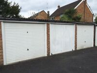 Secure Lock Up Garage To Let at Rances Lane, Wokingham