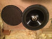 Pioneer 400 watt sub woofer