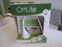 BRAND NEW Ottlite Creative Curves Daylight LED Desk Lamp