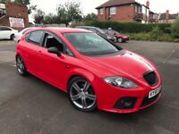 Seat Leon 2.0 TFSI FR DSG 5dr EXCELLENT CONDITION AUTOMATIC FULL HISTORY 12 MONTH MOT