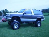 1992 Chevrolet Blazer silverado 4x4 FULL SIZE SUV, 5.7 V8