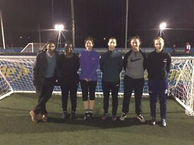 Ladies Football Players Wanted - Girls and Woman of All Age and Abilities- 5 Aside League Players-