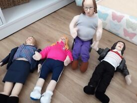 Little Britain talking dolls