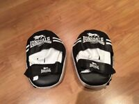 Lonsdale boxing pads