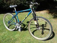 GT Timberline 21 Speed mid 90's Vintage Mountain Bike