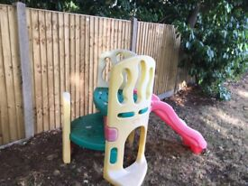 Little Tikes Hide and Play Slide