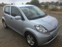 Daihatsu Sirion 1.0SE 5door VERY LOW MILEAGE £30per year Road Tax