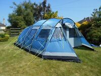 Large Family Tent For Sale : Outwell Sun Valley 6
