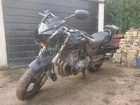 "Honda Hornet 600 SPARES ONLY ""cat B"""