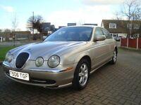 jaguar s type 3.0 auto