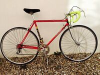 Raleigh Team Ti - Late '70s/'80s Road Bike.