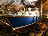 Cracking first boat for sale