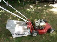 Mountfield M4 Self Propelled Petrol Lawnmower - Non starter