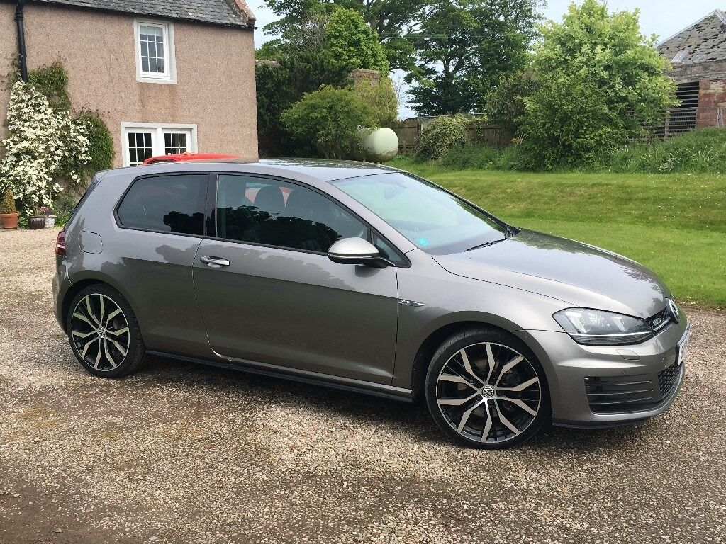 2014 3dr vw golf gtd mk7 carbon grey 19 santiago alloys fsh dtuk pedal box price reduction. Black Bedroom Furniture Sets. Home Design Ideas