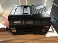 Brother MFC-J6910DW – A4/A3 Professional Colour Printer, Fax, Copier, Scanner